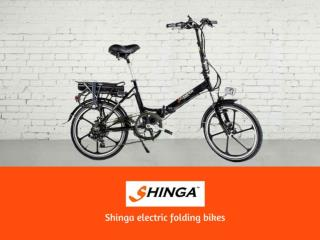 E- Folding Bike- The All New Commuting Partner
