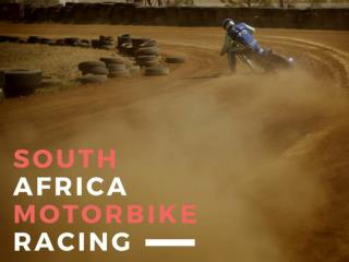 South Africa motorbike racing