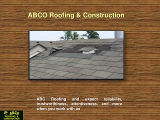 Beaumont Roof Repair