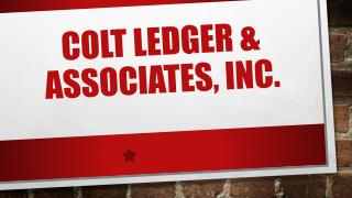 Colt Ledger & Associates Inc. | Right Strategies to Deal with Crime