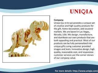 Uniqia (Yu-Ni-Ki-Ya) Provides A Unique Set Of Creative