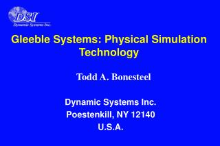 Gleeble Systems: Physical Simulation Technology