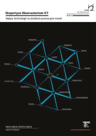 Wp?yw technologii na dzia?ania promocyjne marek - ekspertyza dla ICT