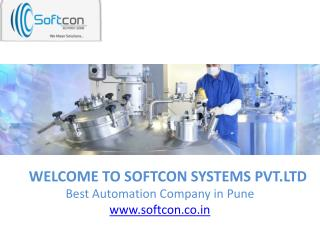 Softcon Systems Pvt. Ltd Industrial Automation Company in Pune