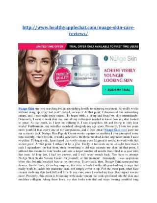 http://www.healthyapplechat.com/nuage-skin-care-reviews/
