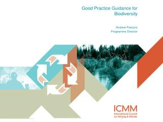 Good Practice Guidance for Biodiversity