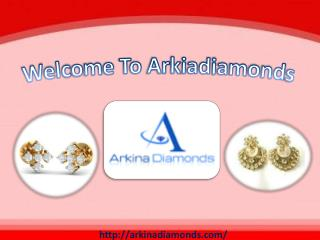 Buy diamond jewellery online
