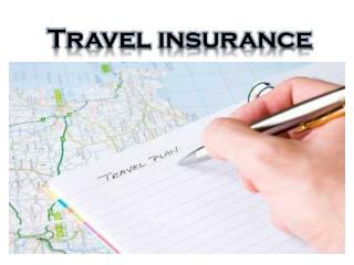Buying international travel insurance policy