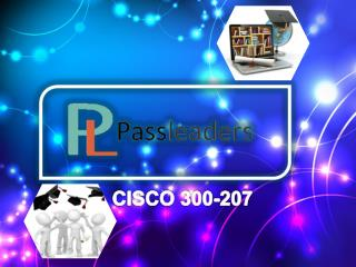 Passleader 300-207 Questions Answers
