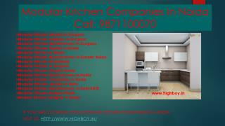 Modular Kitchen Companies in Noida, Modular Kitchen Manufacturers in Gurgaon, Modular Kitchen  Dealers in Delhi