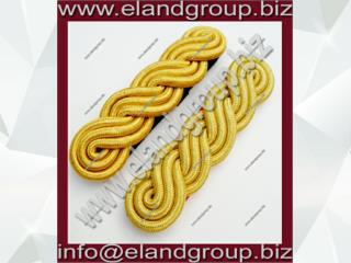 PLY Mylar And Metallic Wire Shoulder Cords
