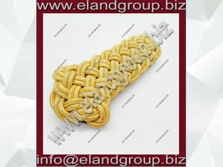 General Officer Shoulder Cord - Gold