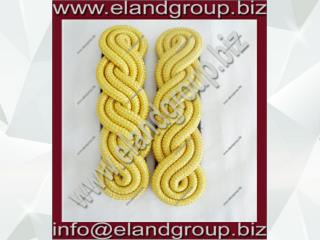 RLC - (Male)  PLY Gold Shoulder Cords
