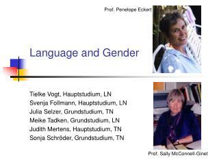 Tielke Vogt, Hauptstudium, LN Svenja Follmann, Hauptstudium, LN Julia Selzer, Grundstudium, TN Meike Tadken, Grundstudi