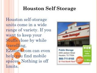 You can find easy Self Storage here
