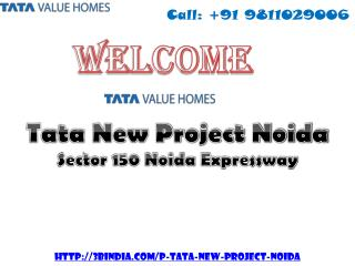 Tata New Project Noida New Housing Project Sector 150 Noida