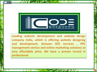 SEO amazon web services - Icodebreakers