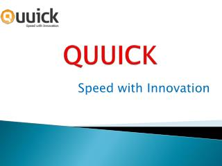 QUUICK Solution | Best IT & Digital Marketing Service Provider