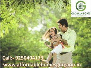 Global Heights Affordable Sector 33 Sohna