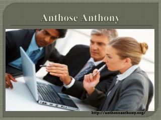Anthose Anthony