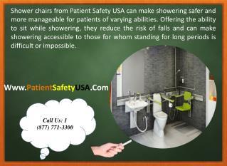 Handicap Shower Seat