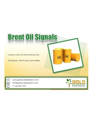 Forex trading signals - Gold crude research