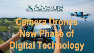 Amazing HD Camera Drones and Quadcopters, Beyond the Technology