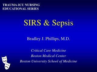 SIRS & Sepsis