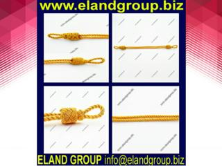 Military Uniform Accessories Cap Cords