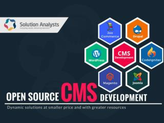 Open Source Web Development Services, Hire Web Developers