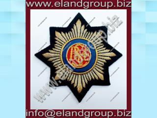 Antique Blazer Badge
