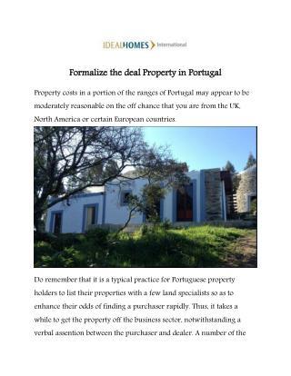 Algarve properties buy