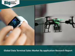 Global Data Terminal Sales Market Application Research Report