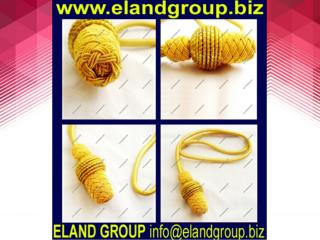 Bullion Drag officer Sword Knot