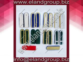 Army Shoulder Board Collection