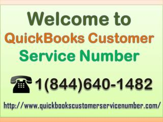 Call Quickbooks Database Related Errors 1(844)640-1482 Quickbooks Error Support Number