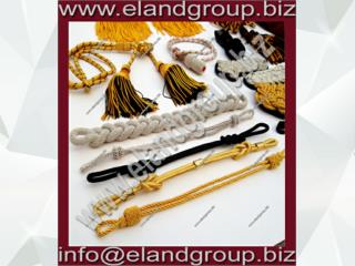 Military Uniform Cap Cord Accessories