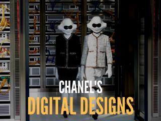 Chanel's digital designs