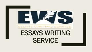 Essays Writing Service