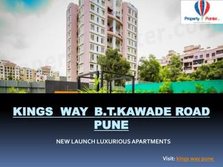 Book Dream Home Kings Way Pune