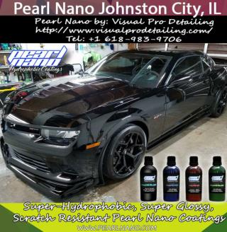 Super Hydrophobic Nano Coating - Pearl Nano by Mark Barger