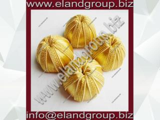 Gold Bullion Tassel Heads