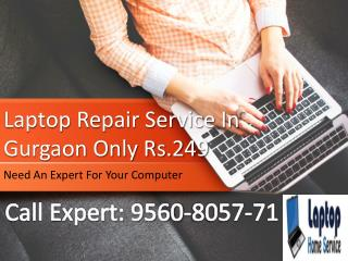Top Laptop Repair Service Provider In Gurgaon - LaptopHomeService
