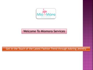 Indian Jewelry Online - miomora