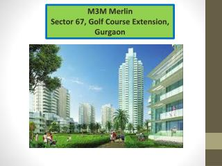 m3m merlin resale