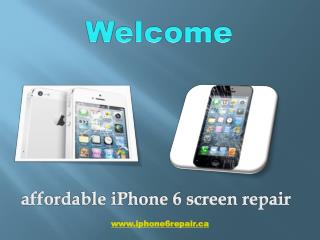 How to fix a broken iPhone 6 screen in 10 minutes