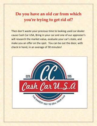 Car Buyers Fort Lauderdale