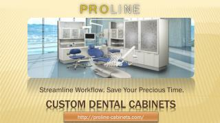 Custom Dental Cabinets