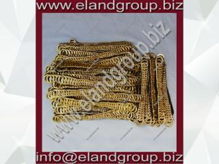 Military Chin Chain Strap
