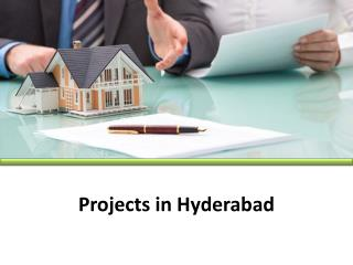 Projects in Hyderabad